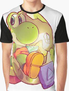 Tetris Attack Graphic T-Shirt
