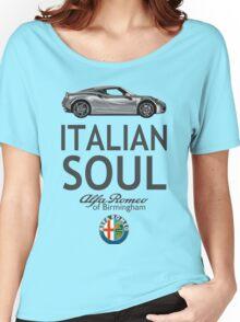 Italian Soul Women's Relaxed Fit T-Shirt