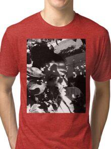 Shadows.  Tri-blend T-Shirt