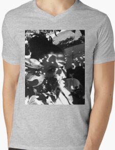 Shadows.  Mens V-Neck T-Shirt