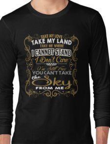 BALLAD OF SERENITY Long Sleeve T-Shirt