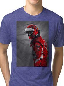 michael schumacher Tri-blend T-Shirt