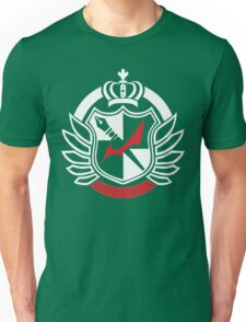 Danganronpa- hope's peak academy Unisex T-Shirt
