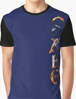 Sabo One Piece Graphic T-Shirt