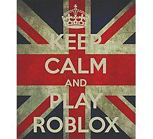 roblox Photographic Print