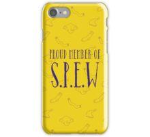 SPEW iPhone Case/Skin