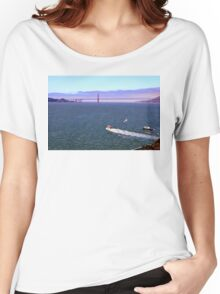 San Francisco 2 Women's Relaxed Fit T-Shirt