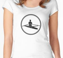 Womens Rowing Women's Fitted Scoop T-Shirt