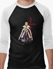 Fate/Zero - Saber (Arturia Pendragon) Men's Baseball ¾ T-Shirt