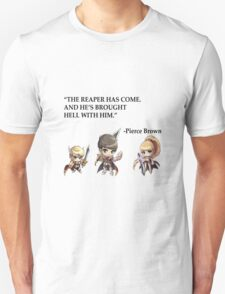 Pierce Brown Chibi Quote Unisex T-Shirt