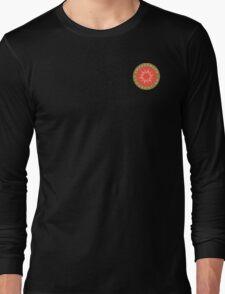 "Swedenborg Foundation ""Crest"" Logo Small Long Sleeve T-Shirt"