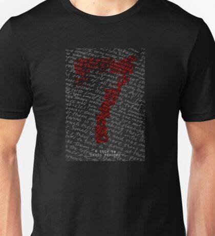 Seven Movie Poster Unisex T-Shirt
