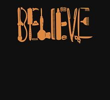 BELIEVE HAIRSTYLIST Unisex T-Shirt