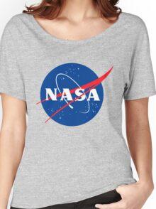 NASA logo Women's Relaxed Fit T-Shirt