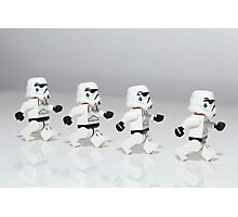 Storm Trooper March Photographic Print