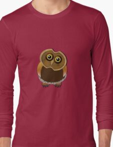 sill owl Long Sleeve T-Shirt