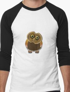 sill owl Men's Baseball ¾ T-Shirt