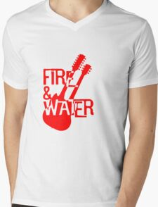 fire and water BAND T-Shirt