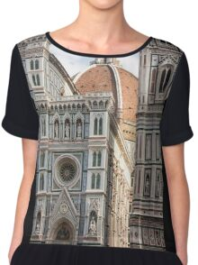 Cathedral Women's Chiffon Top