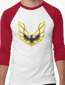 Firebird Men's Baseball ¾ T-Shirt