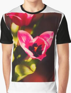 Two Lips Graphic T-Shirt