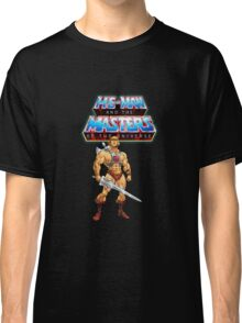 He-Man and the Masters of the Universe Classic T-Shirt