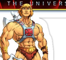 He-Man and the Masters of the Universe Sticker