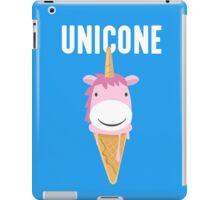 Unicone Unicorn Ice Cream T Shirt iPad Case/Skin