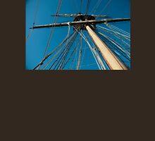 Mast and Rigging. Flagship Niagara.  Unisex T-Shirt