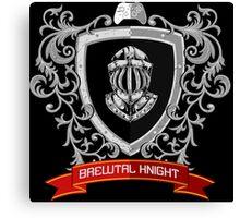 Brewtal Knight Canvas Print