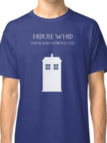 House Who Classic T-Shirt