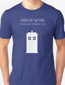 House Who Unisex T-Shirt