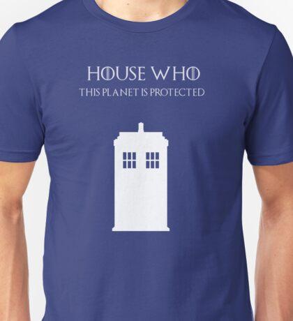 House Who Unisex T-Shirt