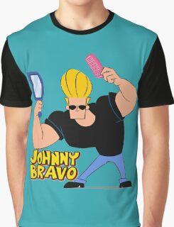 johnny bravo Graphic T-Shirt