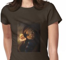Cunning Womens Fitted T-Shirt