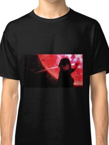 Full Moon Akame - Kill the Newcomers Classic T-Shirt