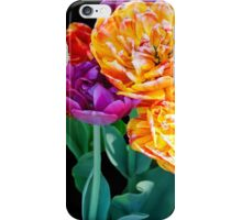 Sunny Tulips iPhone Case/Skin