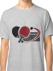 Table tennis sport Classic T-Shirt
