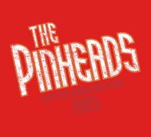 The Pinheads - Just Too Darn Loud Tour 1985 One Piece - Short Sleeve