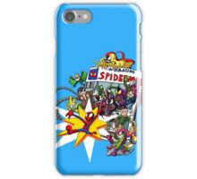 The Amazing Spiderman!! iPhone Case/Skin