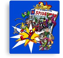 The Amazing Spiderman!! Canvas Print