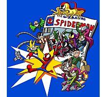 The Amazing Spiderman!! Photographic Print