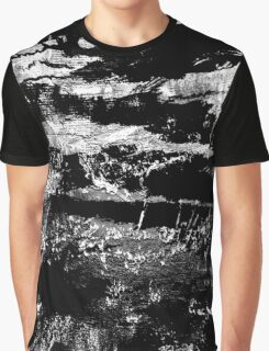 abstract black high contrast Graphic T-Shirt