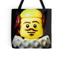 William Shakespeare in Lego form!! Tote Bag