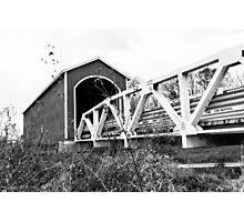 Wolf Covered Bridge Photographic Print