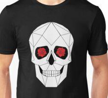Geometric Skull Unisex T-Shirt