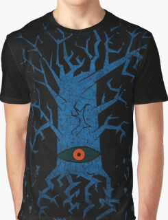 All-seeing Tree ( night ) Graphic T-Shirt