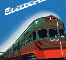North Shore Electroliner Sticker