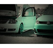 Mint Humbug - VW Image Photographic Print