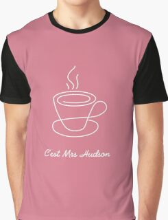This is Mrs Hudson Graphic T-Shirt
